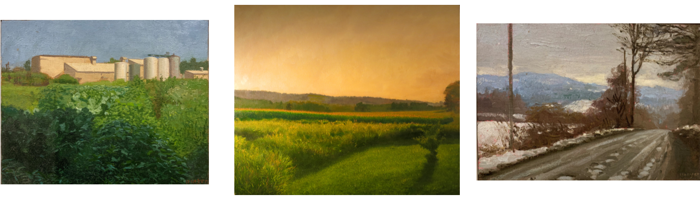 Kevin Mayer Plein-air Landscapes
