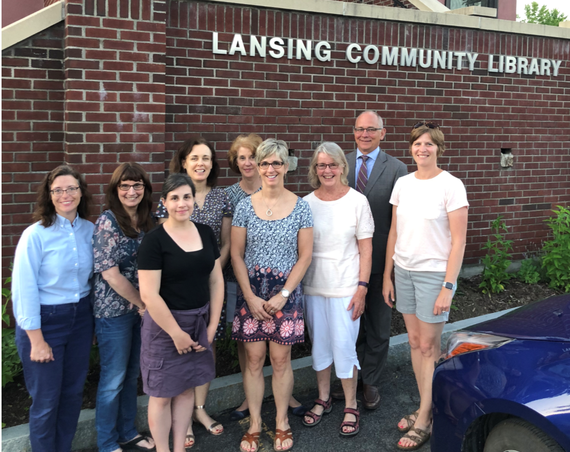 2019 Lansing Library Board of Trustees