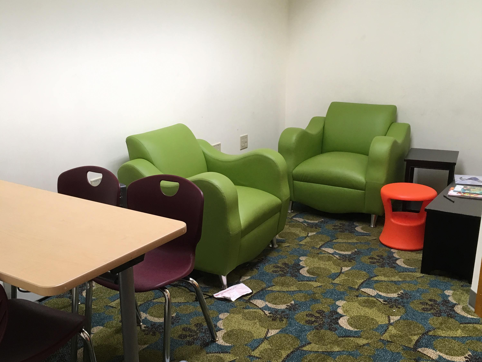 Teen Room, Lansing Community Library