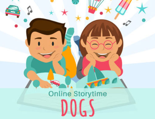 Online Storytime: Dogs
