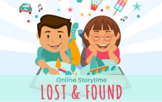 Lost & Found Online Storytime at Lansing Library