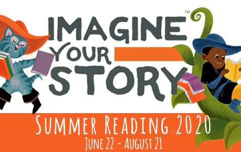 Log your summer reading