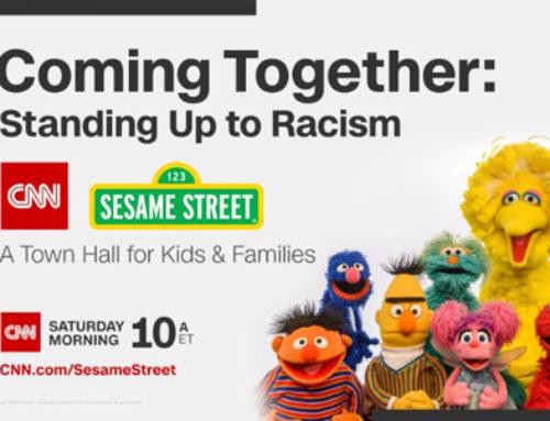 CNN/Sesame Street's Town Hall Addressing Racism