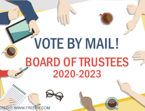 2020 Board of Trustees Election