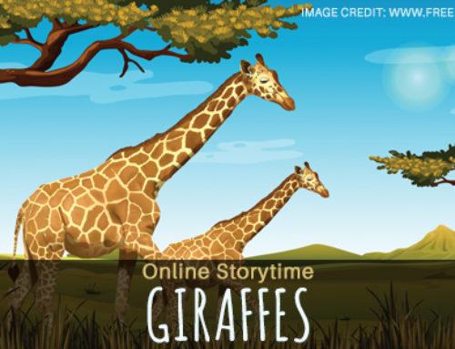 Online Storytime: Giraffes