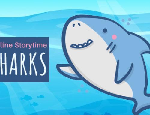 Online Storytime: Sharks