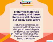 Quarantine FAQs