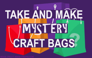 Mystery Craft Bags