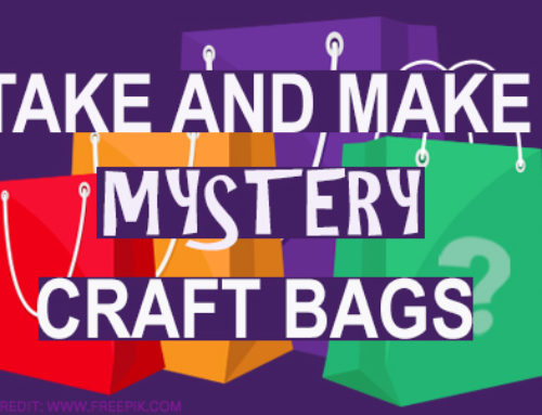 Take and Make Mystery Craft Bags