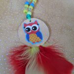 Feather Necklace Take and Make Craft