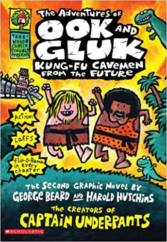 The Adventures Of Ook And Gluk: Kung-Fu Cavemen From The Future