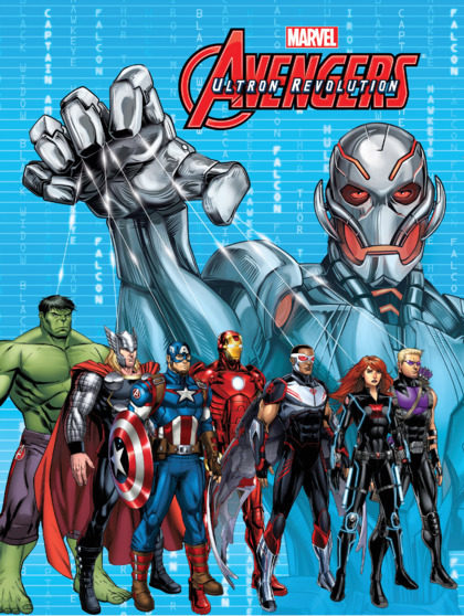 Avengers Ultron revolution. The ultimates, #2