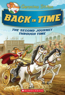 Geronimo Stilton Back in Time