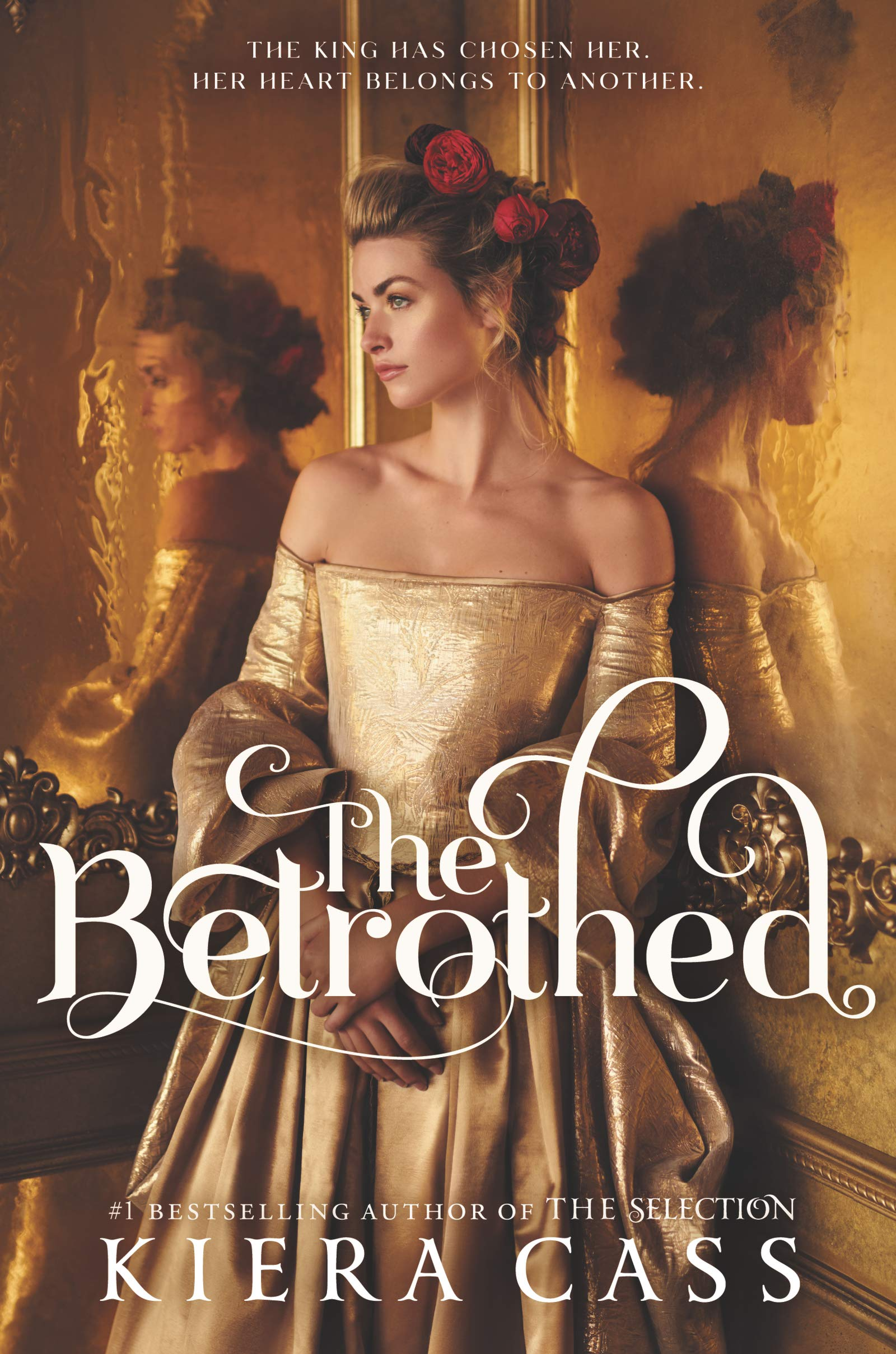 The betrothed by Cass, Kiera
