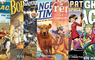 What you should read next if you like Magic Treehouse