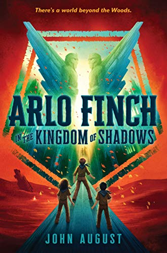Arlo Finch in the Kingdom of Shadows
