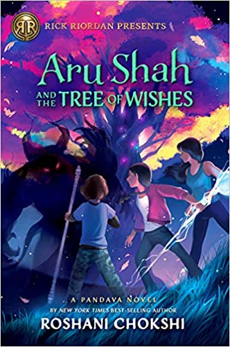 Aru Shah and the Three Wishes