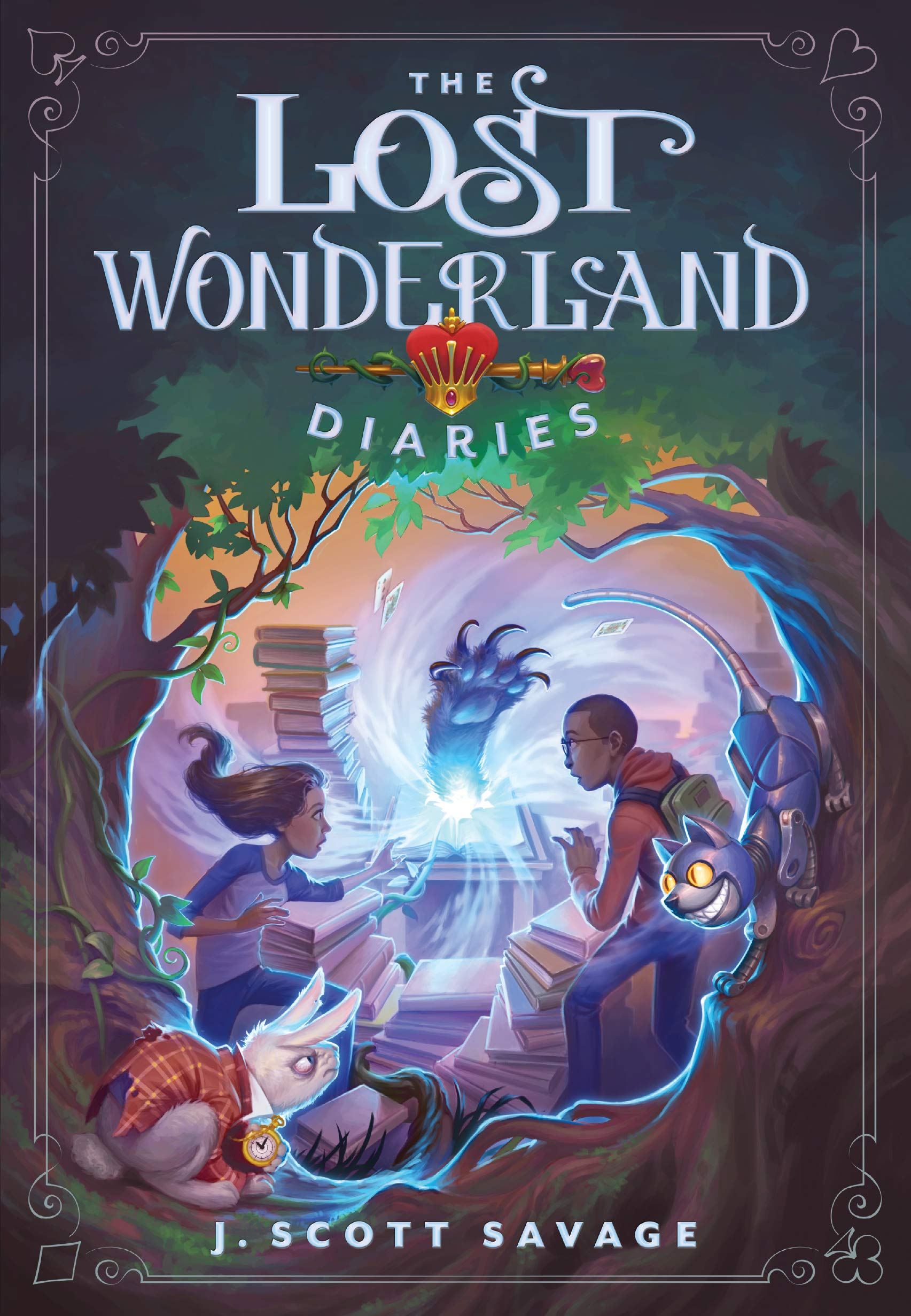 The Lost in Wonderland Diaries