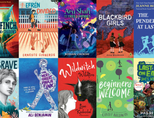 Book Browse: Middle Grade & Young Adult