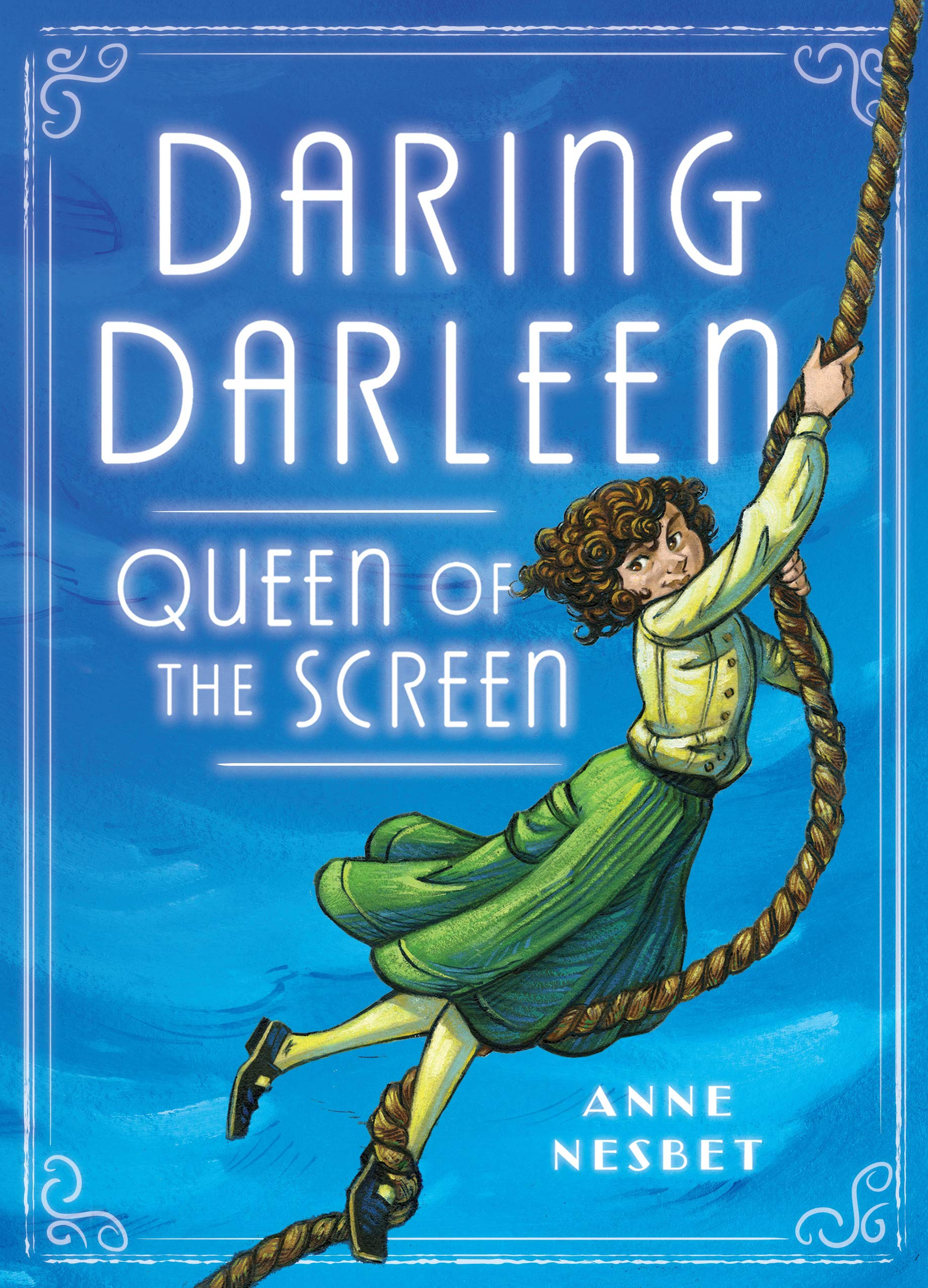 Darling Darleen Queen of the Screen