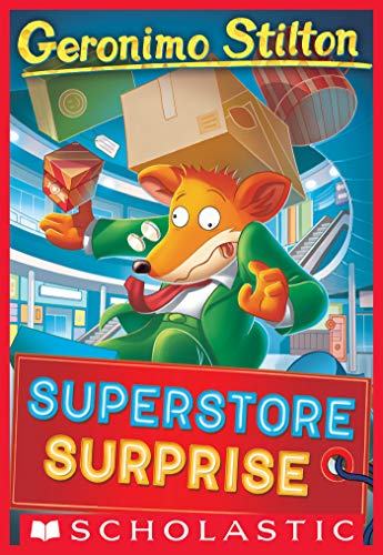 Geronimo Stilton Superstore Surprise