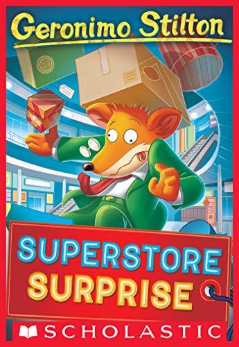 Geronimo Stilton Superstore Surprise