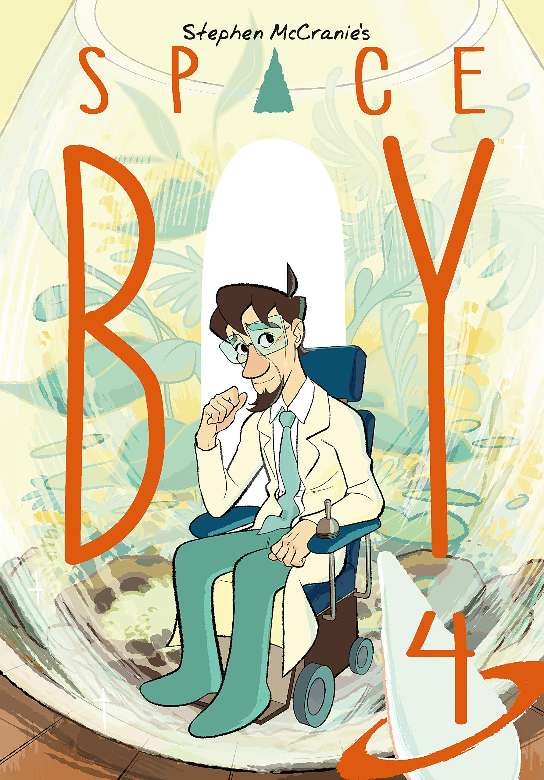 Space Boy 4