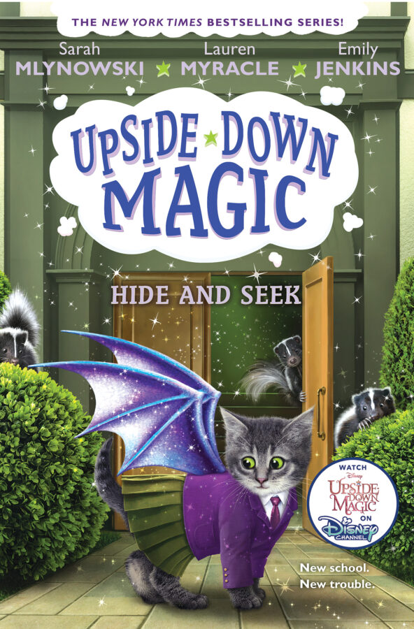 Upside Down Magic Hide and Seek