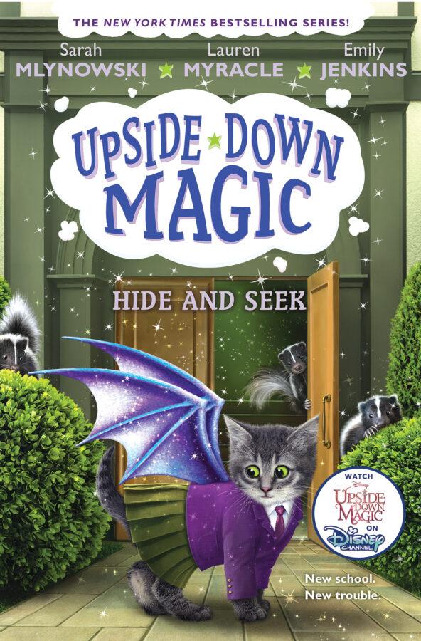 Upside Down Magic Hide and Seek
