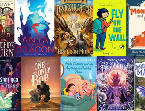 Book Browse: New Children's Chapter Books
