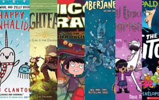 New Children's Graphic Novels