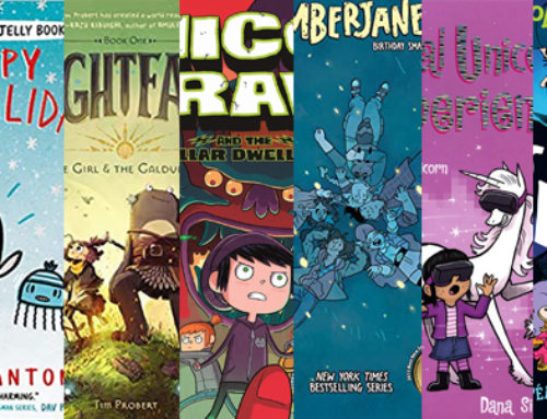 Book Browse: Children's Graphic Novels