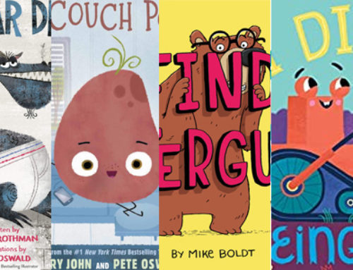 Book Browse: New Picture Books