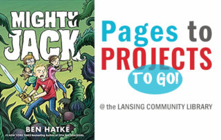 Pages to Projects - Mighty Jack