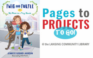 Book Club Twig and Turtle