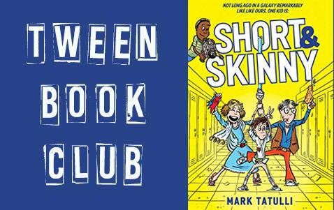 Short and Skinny Tween Book Club image