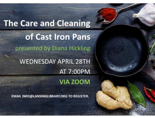 The Care and Cleaning of Cast Iron Pans