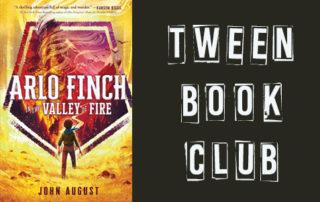 Arlo Finch Tween Book Club