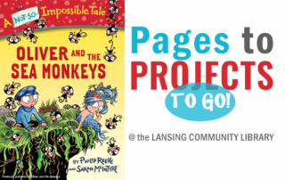 Oliver and the Sea Monkeys Elementary Book Club