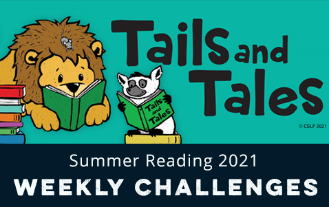 Summer Reading 2021 Weekly Challenges