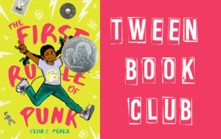 First Rule of Punk Tween Book Club at the Lansing Community Library