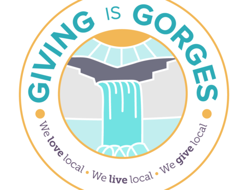 Giving is Gorges Begins At Midnight!