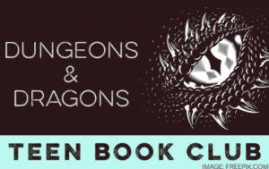 Dungeons & Dragons Teen Book Club