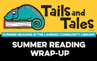 Summer Reading 2021 Wrap Up