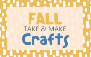 Fall Crafts 2021