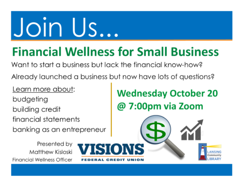 Financial Wellness for Small Business